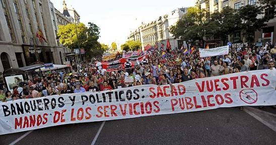 1718. Privatizaciones de servicios públicos blindadas por décadas
