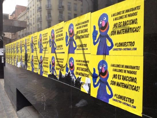 1727. Cientos de carteles racistas inundan las calles de Madrid
