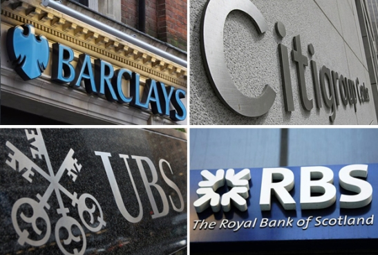1784. World's Largest Banks Admit to Massive Global Financial Crimes, But Escape Jail (Again)