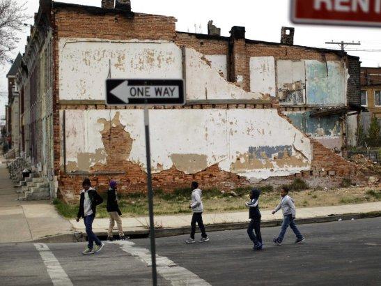 1792. Ten Shocking Facts About Baltimore