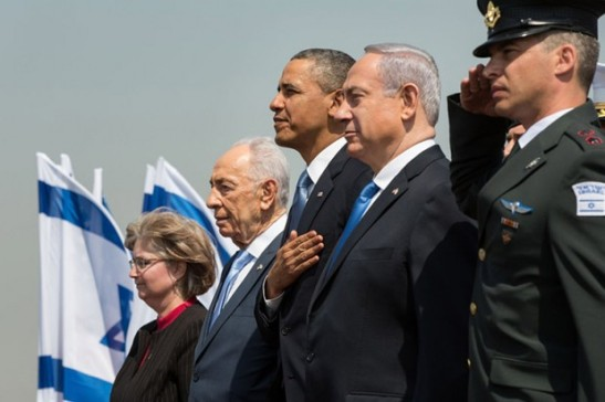 1794. Obama gives $1.9 billion in weapons as welcome gift to Israel's racist government