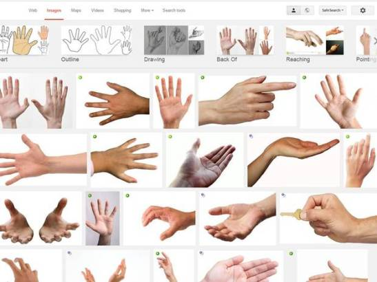 1809. Google Images campaign wants search engine to stop seeing white skin as 'default'
