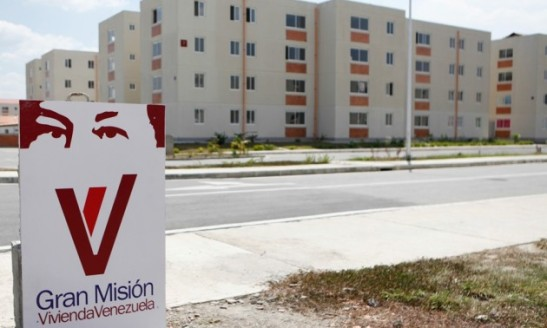 1813. Putting people first - Venezuela builds 700,000 new homes
