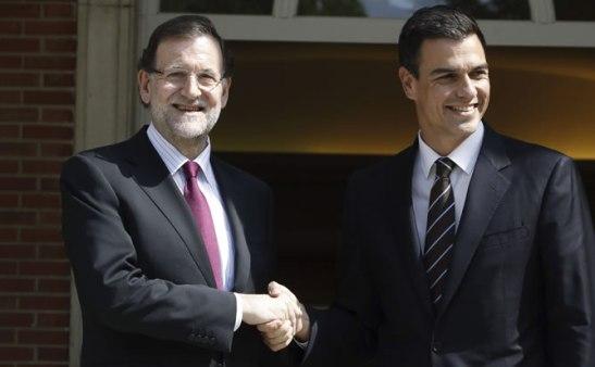 1816. Pedro Sánchez, dispuesto a pactar con el PP si es 'por el bien de los españoles'