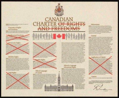 1817. Canada's Fascist Shift