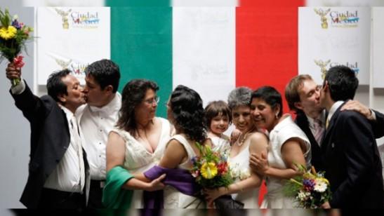 1840. La Suprema Corte de Justicia de México sienta jurisprudencia - no es constitucional prohibir el matrimonio igualitario