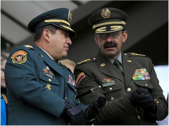 1853. Acusan a la cúpula militar de Colombia de decenas de ejecuciones extrajudiciales