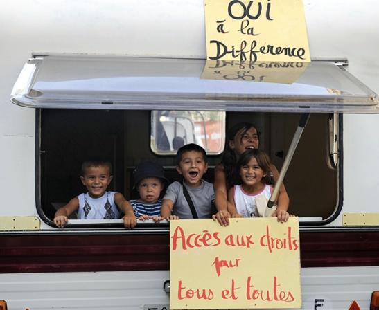 1856. Droits des enfants roms - l'État condamné
