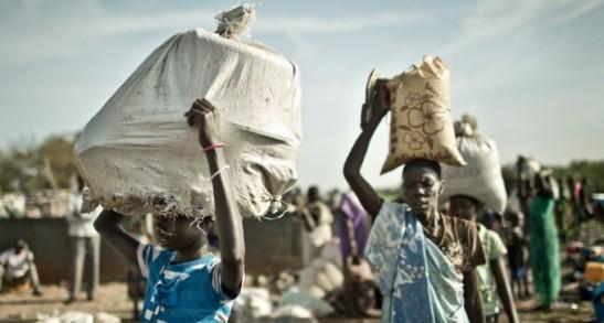 1870. Sudán del Sur - guerra y hambre en el país más joven del mundo