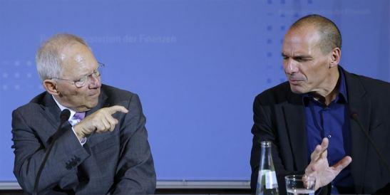 1878. Varoufakis - 'Alemania quiere el 'Grexit' para después someter a Francia e imponerse en Europa'