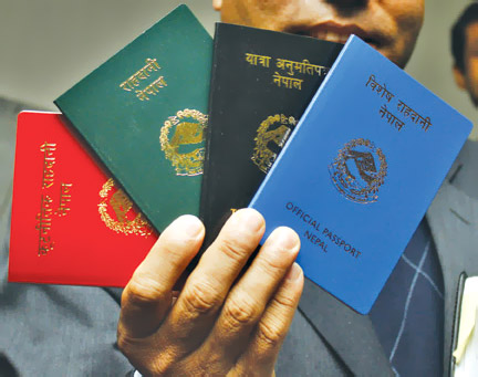1891. Nepal issues first 'third gender' passport