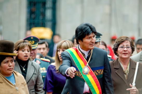 1913. US Targets Bolivia with Secret Drug Indictments Against Evo Morales' Government