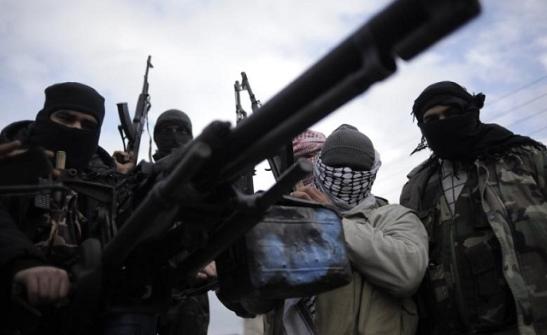 1932. Los 'buenos chicos terroristas' de EEUU en Siria