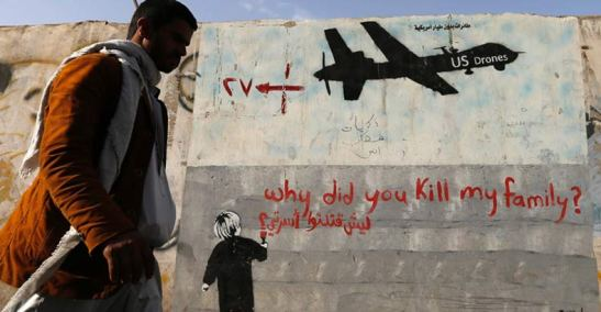 1933. Leaked 'Drone Papers' Reveal 90% of People Killed in U.S. Drone Strikes are Innocent Civilians