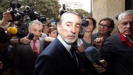 1943. Correa negoció con Anticorrupción tirar de la manta a cambio de una reducción de condena