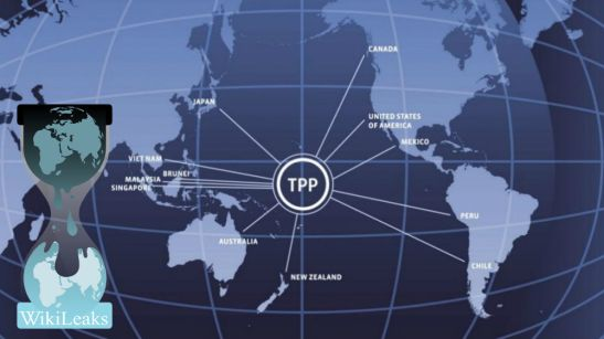 1944. WikiLeaks has released the full Trans-Pacific Partnership documents