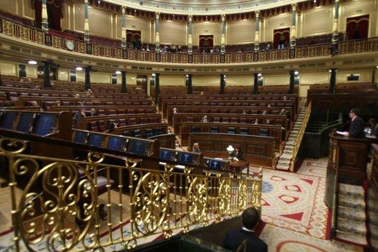 1945. 23 diputados del PP y 19 del PSOE tienen actividad nula en el Congreso