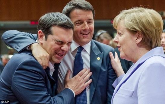 1962. Grecia - la traición de Tsipras a su pueblo