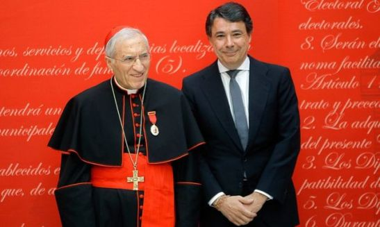 1994. Madrid regaló locales de 350 metros cuadrados a la Iglesia mientras vendía VPO a fondos buitres