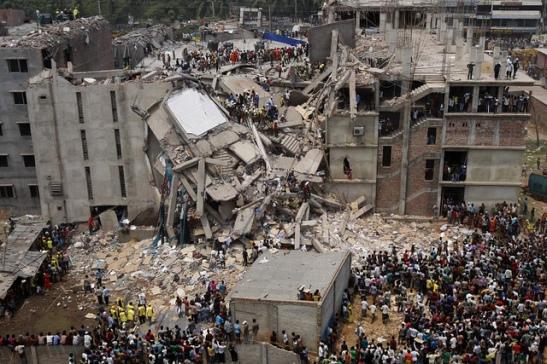 2001. Las fábricas textiles de Bangladesh siguen sin llegar a los mínimos de seguridad para evitar nuevas tragedias