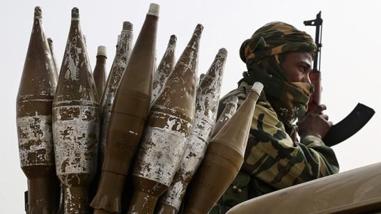2008. El grupo terrorista más mortífero del mundo, el último regalo de Occidente a África