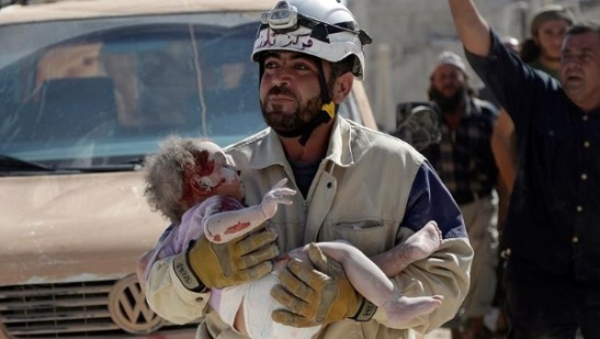 2014. Report Finds US Airstrikes Did Kill 6 Children in Syria