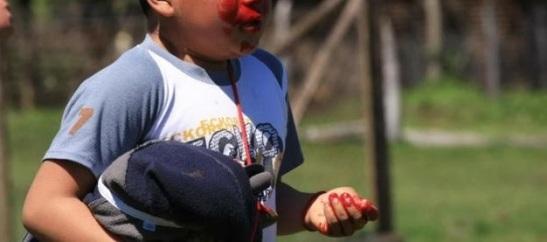 2017. La cruda violencia policial contra los niños mapuche