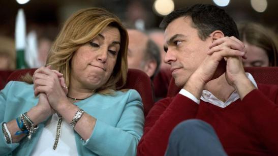 2041. Susana prefiere presidente a Rivera antes que Sánchez