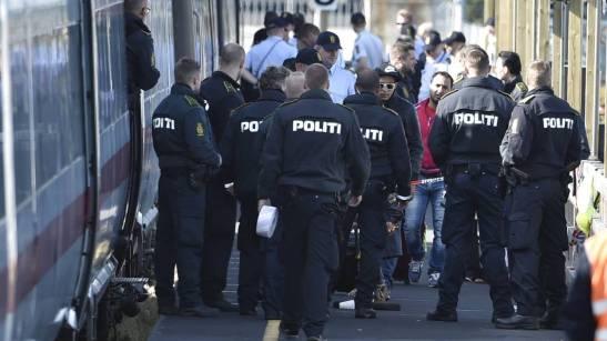 2042. Le Danemark veut confisquer l'argent et les bijoux des réfugiés à leur arrivée