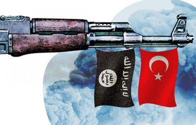2044. ISIS Commander's Phone Shows Contact with Turkish Intelligence