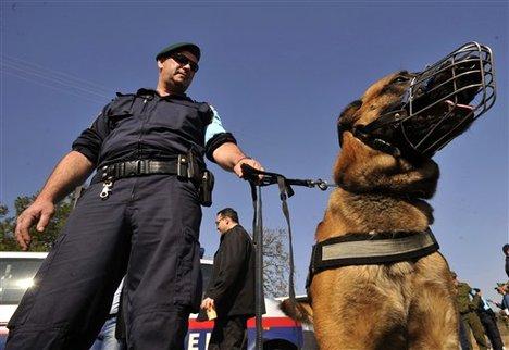 2045. La UE planea una nueva guardia fronteriza para frenar la inmigración