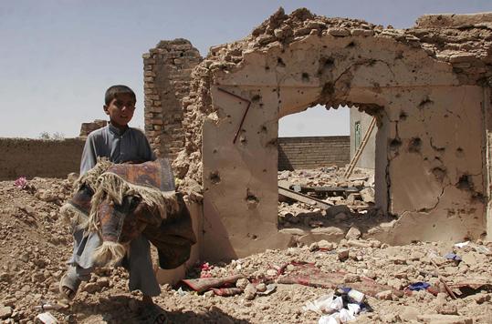 2055. Malas noticias de Afganistán