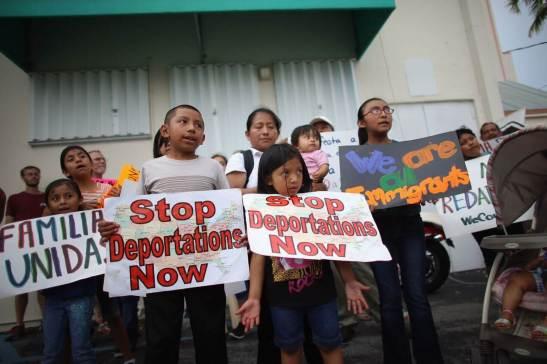 2067. 235 mil personas deportadas de Estados Unidos en 2015 y el año inicia con redadas