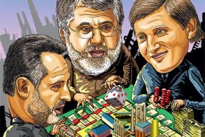 2069. Ucrania, en manos de oligarcas y financieros