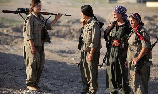 2076. En Kurdistán norte, un pueblo sin Estado reinventa la política