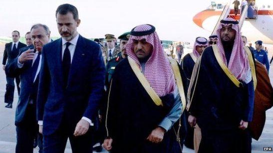 2082. Felipe VI visitará la dictadura saudí para 'fortalecer las cálidas relaciones'