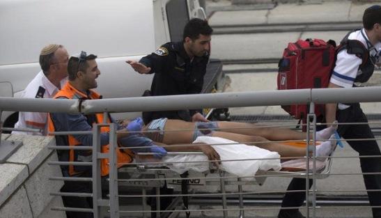 2089. Cobertura política para disparar a matar en Israel
