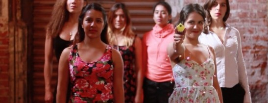 3013. Mexico's Badass Women Are Having Fun Fighting Street Harassers