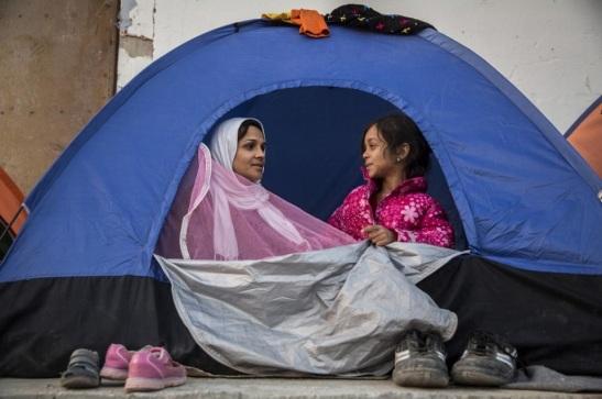 3019. Abusos sexuales a las refugiadas en el viaje a Europa
