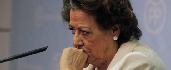 3029. Rita Barberá bombardea a dirigentes del PP con mensajes 'amenazantes' - nada de 'rajar' sobre ella