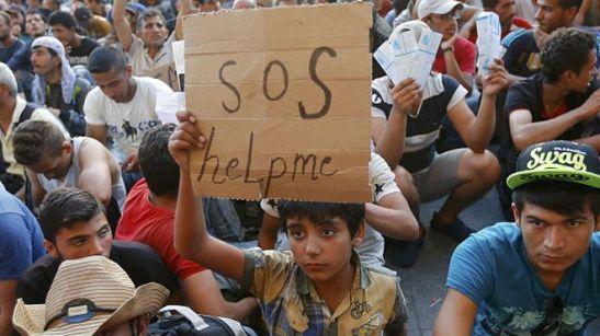 3032. Las ONG tachan de 'golpe histórico' el 'cruel' acuerdo sobre refugiados entre la UE y Turquía