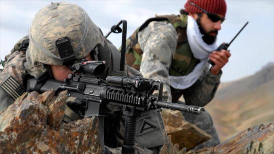 3040. 'Nuevo despliegue de tropas de EEUU en Irak es en apoyo a EIIL'