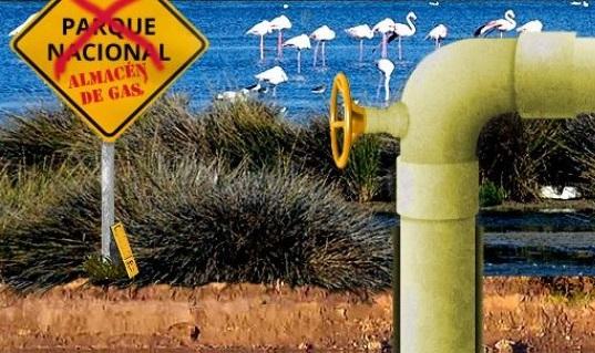 3058. El último regalo a Gas Natural - Doñana